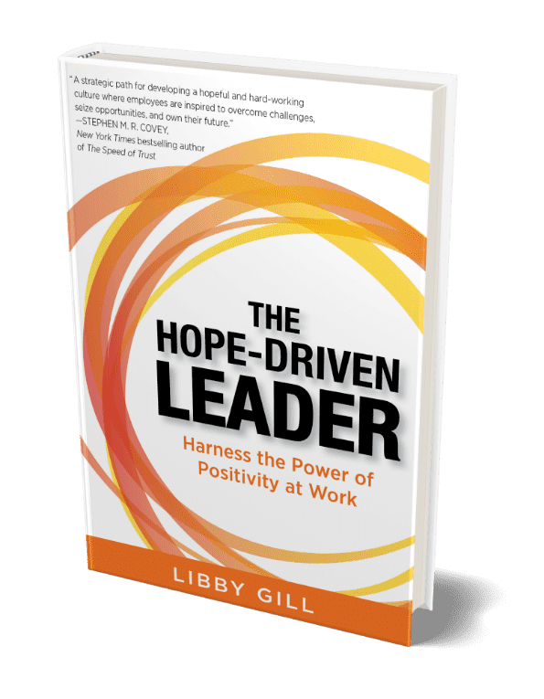 hope driven leader book