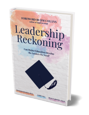 Leadership Reckoning Book 3D