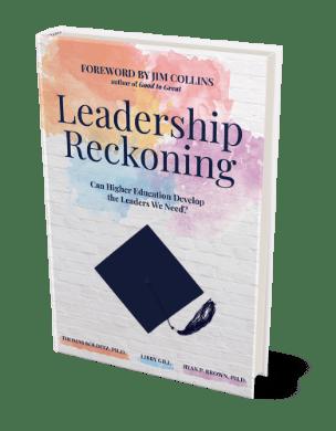 Leadership Reckoning Book 3D