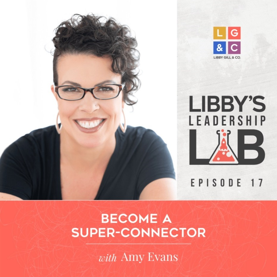 Amy Evans Leadership Lab Cover