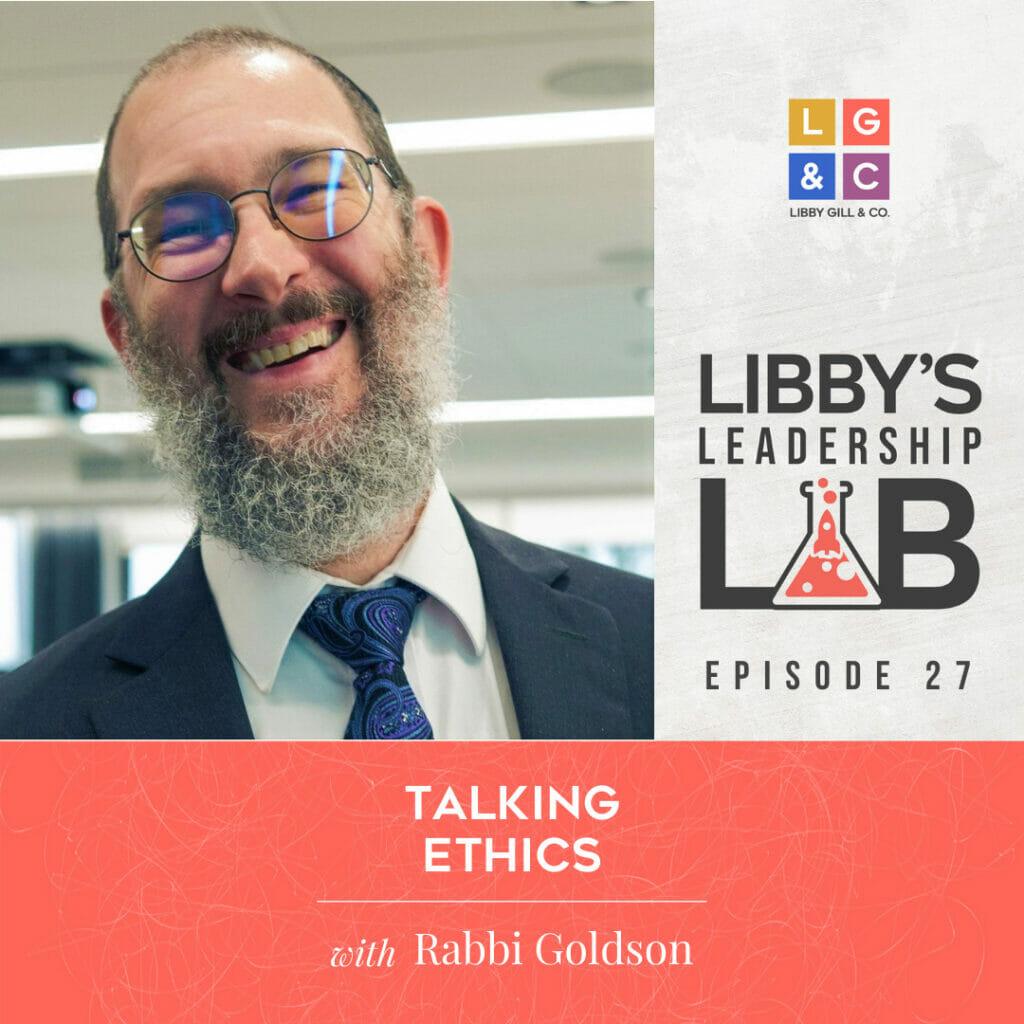 rabbi title graphic